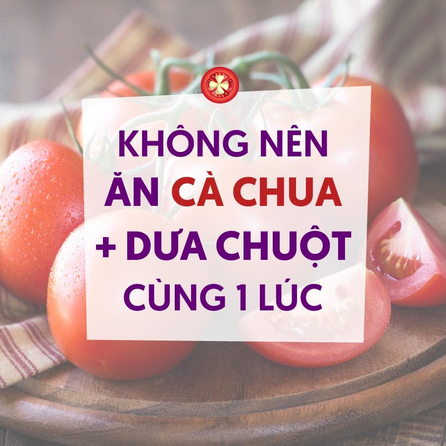 ăn cà chua
