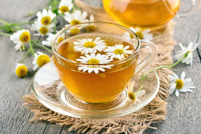 trà hoa cúc ngon